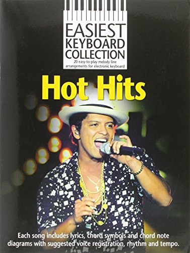 Easiest Keyboard Collection: Hot Hits: Various