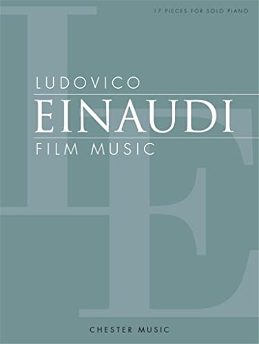 9781783059775: Ludovico Einaudi - Film Music: 17 Pieces for Solo Piano