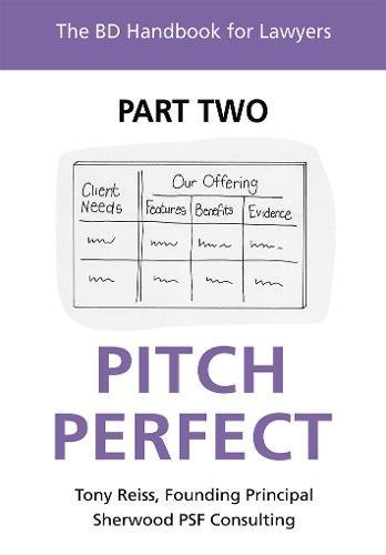 9781783060306: The The BD Handbook for Lawyers: The BD Handbook for Lawyers Part Two: Pitch Perfect Pitch Perfect Part Two