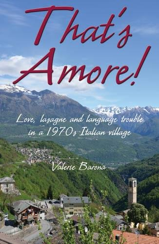 That's Amore!: Valerie Barona