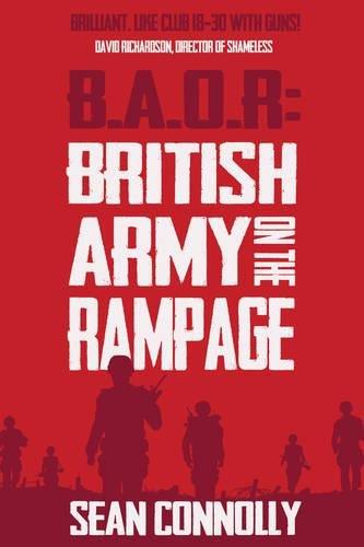 9781783062928: British Army on the Rampage (B.A.O.R.)