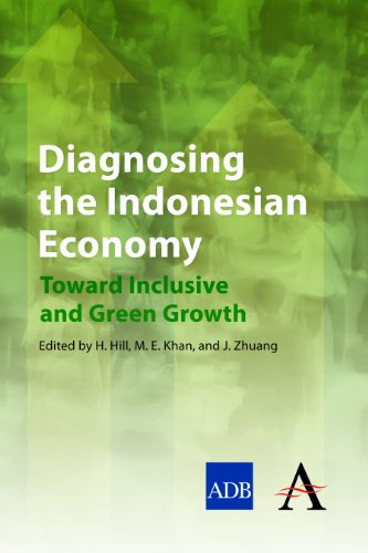 9781783080526: Diagnosing the Indonesian Economy: Toward Inclusive and Green Growth (The Anthem-Asian Development Bank Series)