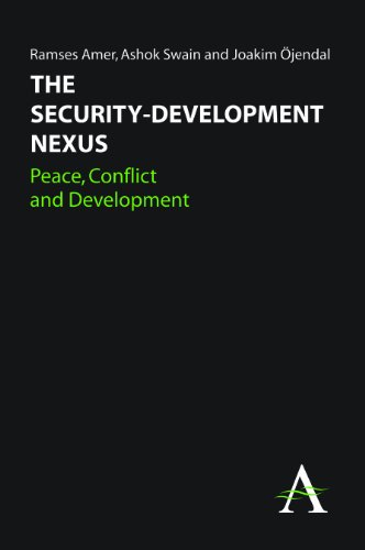 9781783080656: The Security-Development Nexus: Peace, Conflict and Development (Anthem Studies in Peace, Conflict and Development)