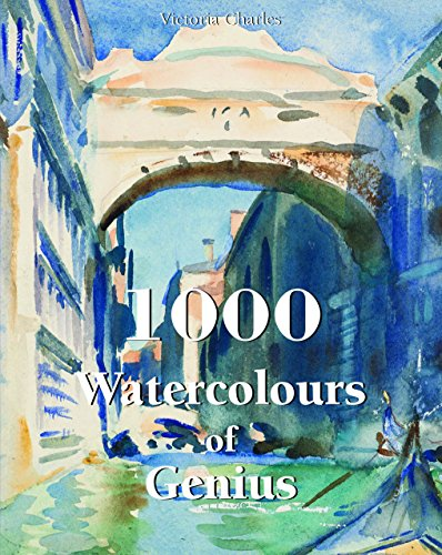 9781783104710: 1000 Watercolours of Genius (Book) - AbeBooks