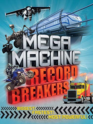 Mega Machine Record Breakers: Rooney, Anne, Etc
