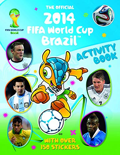 9781783120352: The Official 2014 FIFA World Cup Brazil™ Activity Book