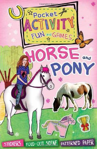 9781783120413: Pocket activity fun and games: Horse and Pony
