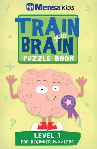 9781783120734: Train Your Brain: Puzzle Book: Level 1: Approx 45 One-Colour Illustrations