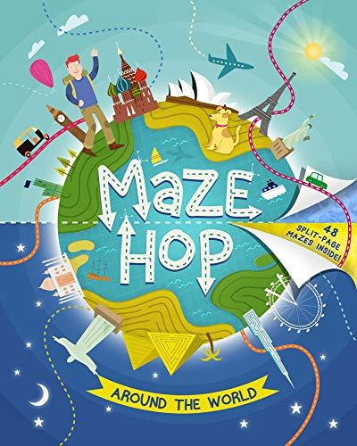 9781783121342: Maze Hop® Around the World