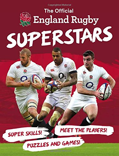 9781783121434: The Official England Rugby Superstars