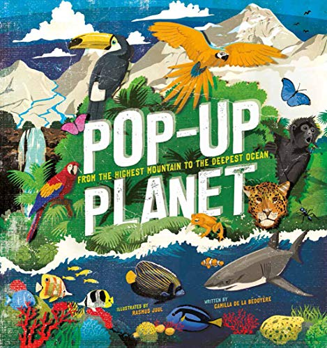9781783121991: Pop-up Planet: From the highest mountain to the deepest ocean