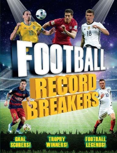 9781783122493: Football Record Breakers
