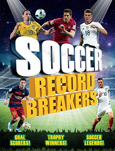 9781783122691: Soccer Record Breakers