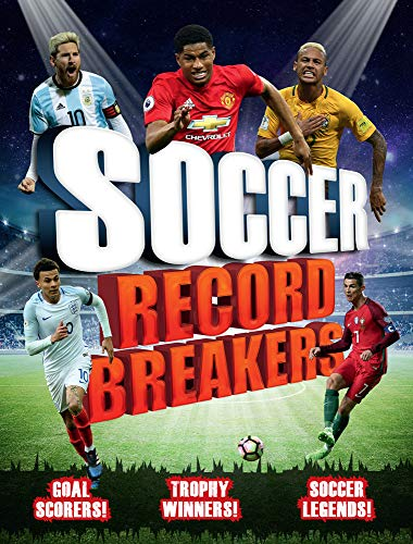 9781783123407: Soccer Record Breakers