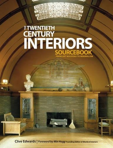 The twentieth century interiors sourcebook: Edwards, Clive