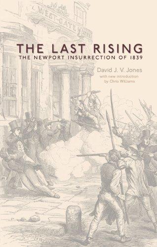 The Last Rising: Jones, David J. V.