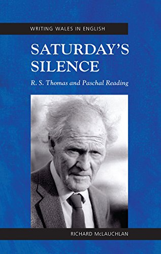 r s thomas writes about the people Ronald stuart thomas (29 march 1913 - 25 september 2000), published as r s thomas, was a welsh poet and anglican priest who was noted for his nationalism, spirituality and deep dislike of the anglicisation of wales in 1955, john betjeman, in his introduction to the first collection of thomas's.