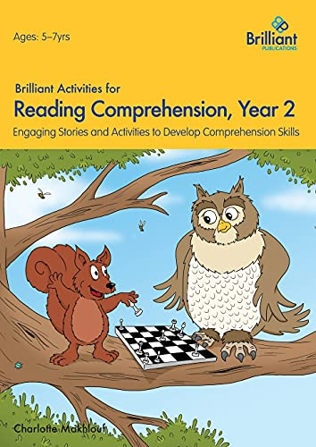 9781783170715: Brilliant Activities for Reading Comprehension, Year 2 (2nd Edition)