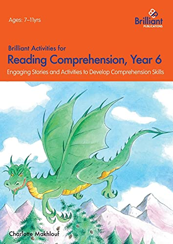 9781783170753: Brilliant Activities for Reading Comprehension, Year 6 (2nd Edition)