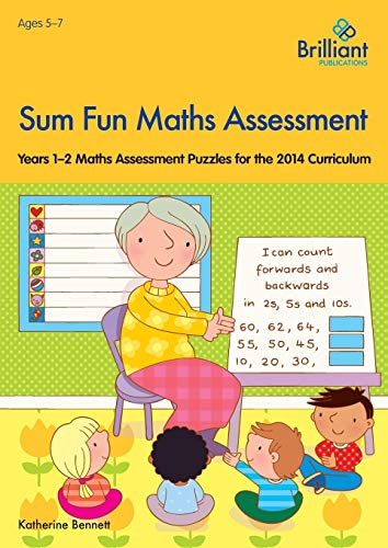 9781783170838: Sum Fun Maths Assessment: Years 1-2 Maths Assessment Puzzles for the 2014 Curriculum