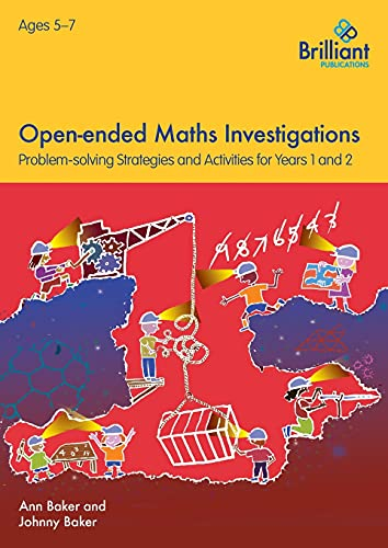 9781783171842: Open-ended Maths Investigations, 5-7 Year Olds: Maths Problem-solving Strategies for Years 1-2