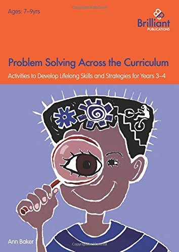 9781783171927: Problem Solving Across the Curriculum, 7-9 Year Olds: Problem-solving Skills and Strategies for Years 3-4