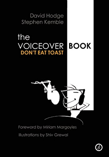 9781783190546: The VoiceOver Book: Don't Eat Toast
