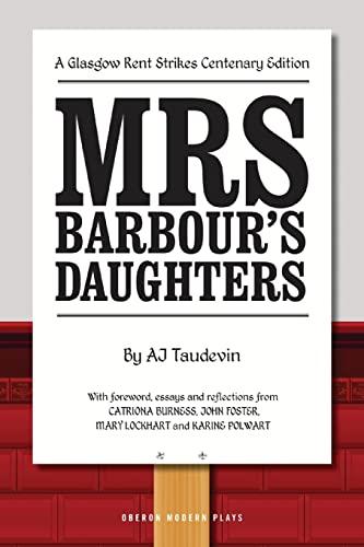 Mrs Barbour's Daughters: Taudevin, AJ