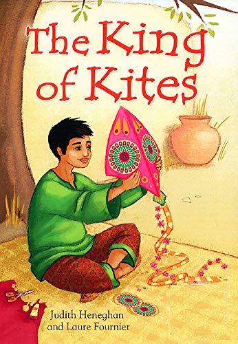 The King of Kites (Paperback): Judith Heneghan