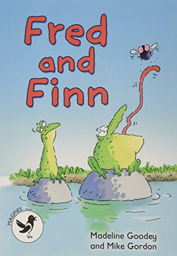 9781783224111: Fred and Finn (Readzone Books Magpies)