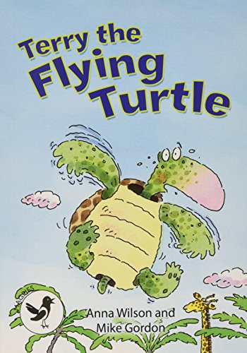 9781783224159: Terry the Flying Turtle (Readzone Reading Path Magpies)