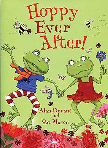 9781783224227: Hoppy Ever After (ReadZone Picture Books)