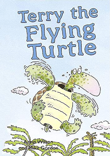 9781783224500: Terry the Flying Turtle (ReadZone Picture Books)