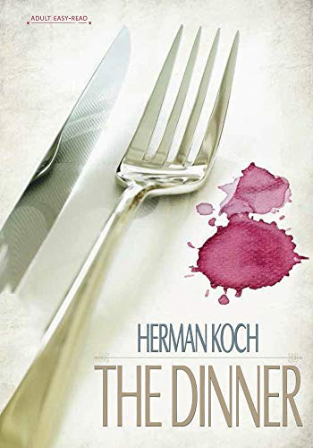 9781783224531: The Dinner (Adult Easy Read)