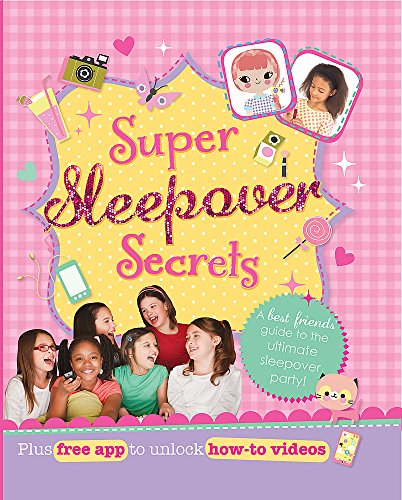 Super Sleepover Secrets: Morton, Sasha, Romeo, Anita (Ills)