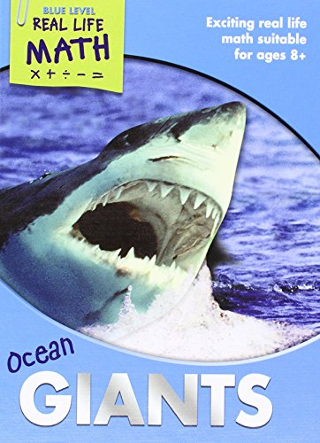 9781783251896: Ocean Giants (Real Life Math - Blue Level)