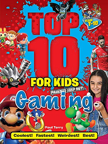 9781783252329: Top 10 for Kids: Gaming