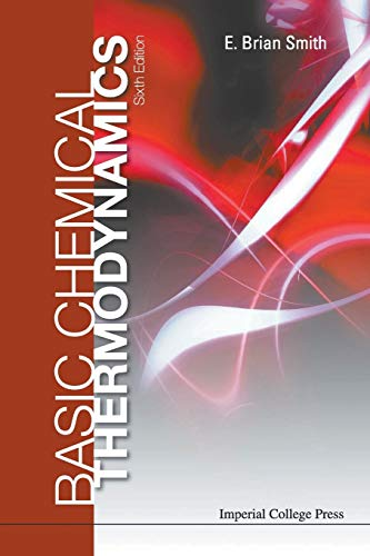 9781783263363: Basic Chemical Thermodynamics: (6th Edition)