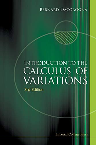 9781783265527: Introduction to the Calculus of Variations