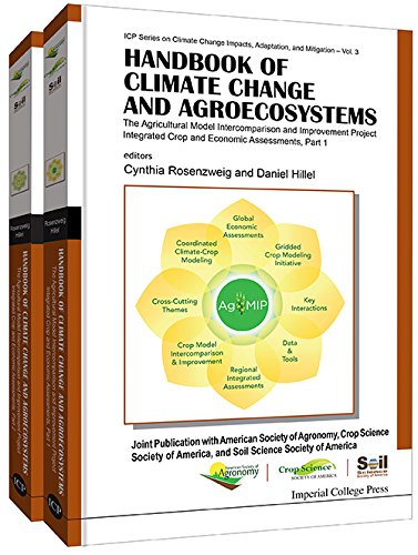 Handbook of Climate Change and Agroecosystems (Hardcover): Daniel Hillel