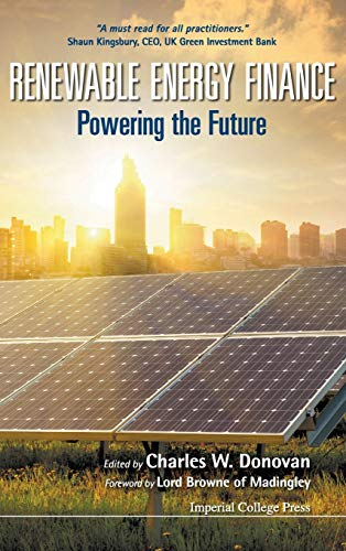 9781783267767: RENEWABLE ENERGY FINANCE: POWERING THE FUTURE