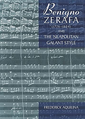 9781783270866: Benigno Zerafa (1726-1804) and the Neapolitan Galant Style