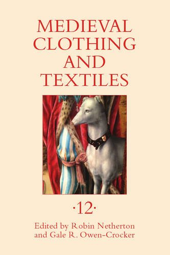 9781783270897: Medieval Clothing and Textiles 12