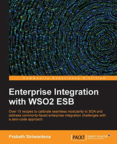 9781783280193: Enterprise Integration with Wso2 Esb