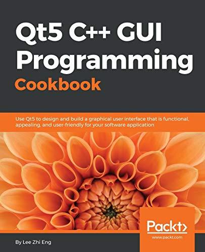 9781783280278: Qt5 C++ GUI Programming Cookbook