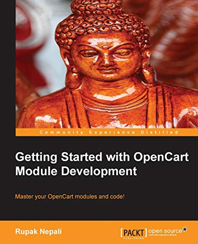 9781783280377: Getting Started with OpenCart Module Development
