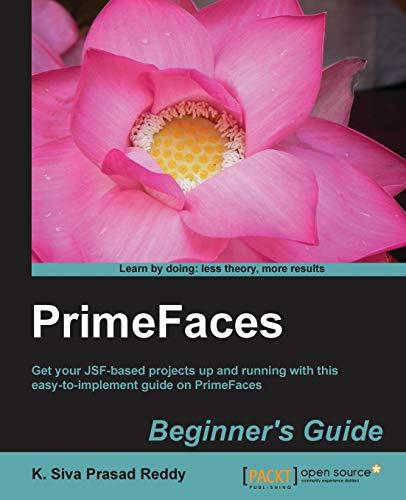 9781783280698: PrimeFaces Beginner's Guide