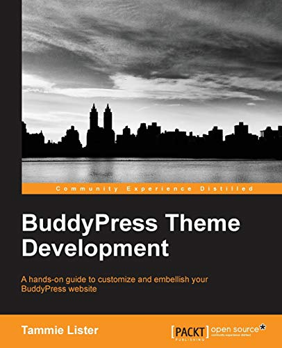 9781783281619: Buddypress Theme Development