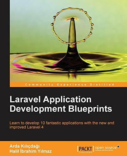 9781783282111: Laravel Application Development Blueprints