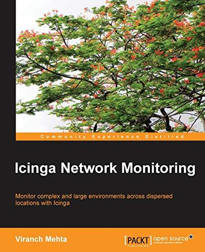9781783282296: Icinga Network Monitoring